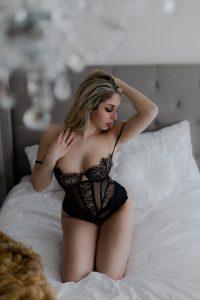 Binghamton boudoir photographer