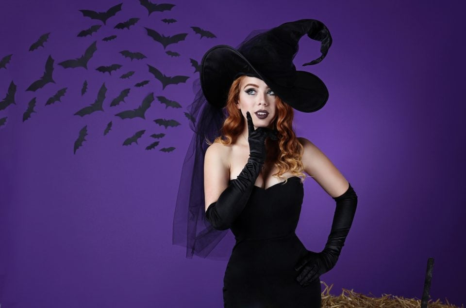 Halloween Pin Up Photography | Ithaca, NY