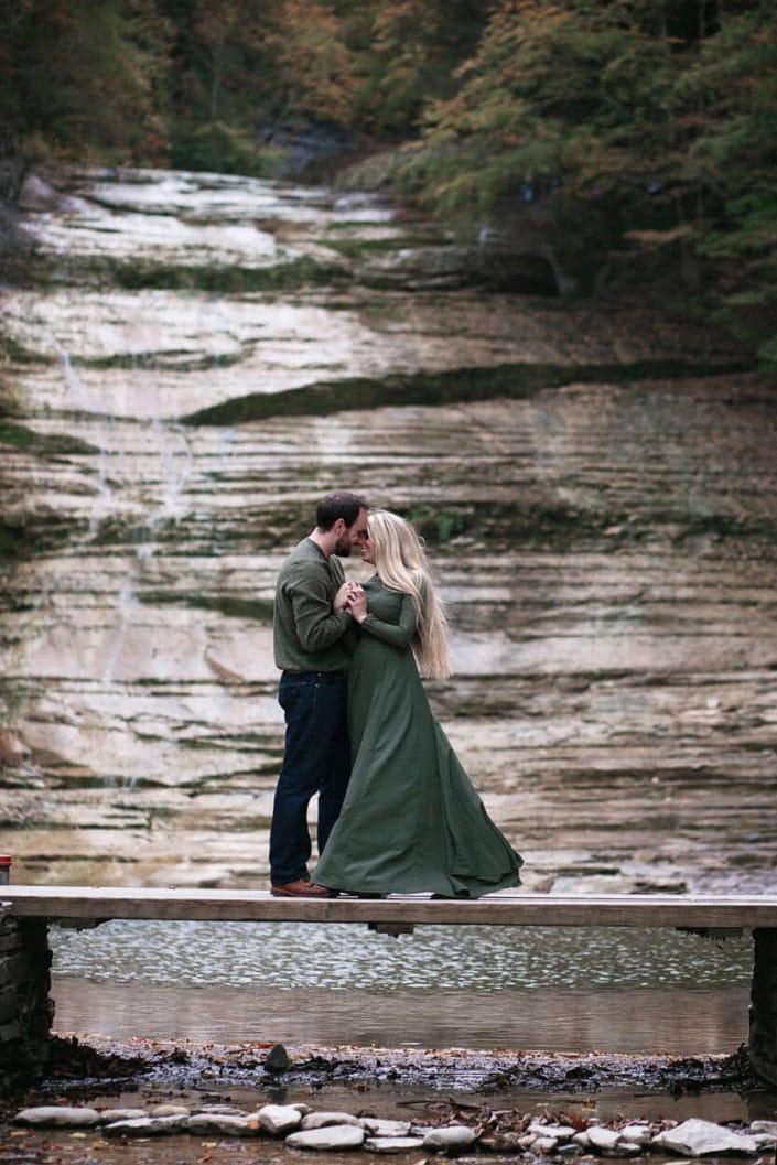Buttermilk Falls Ithaca