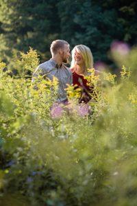 Engagement photos Ithaca