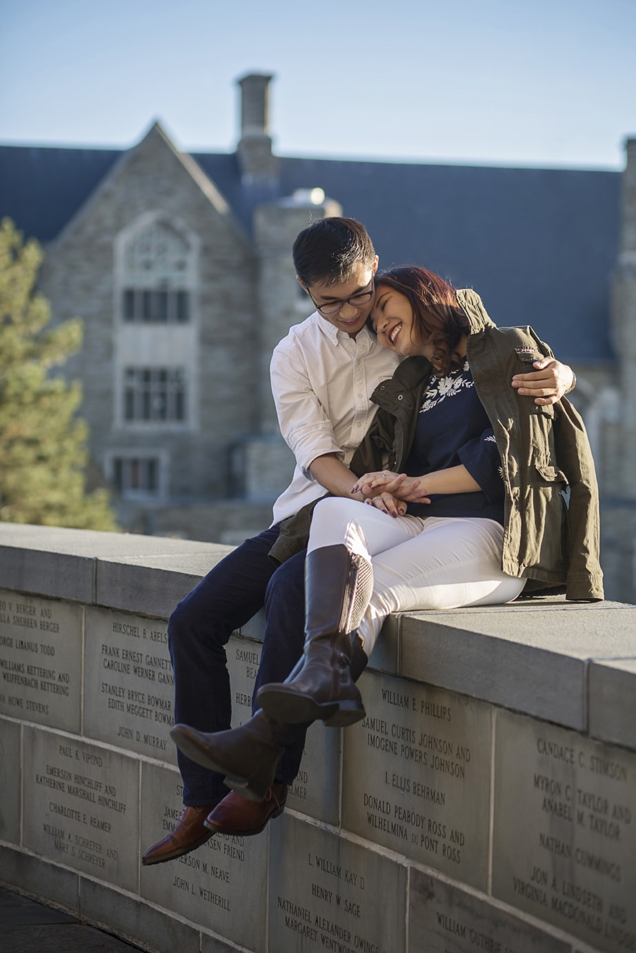 wedding announcement cornell