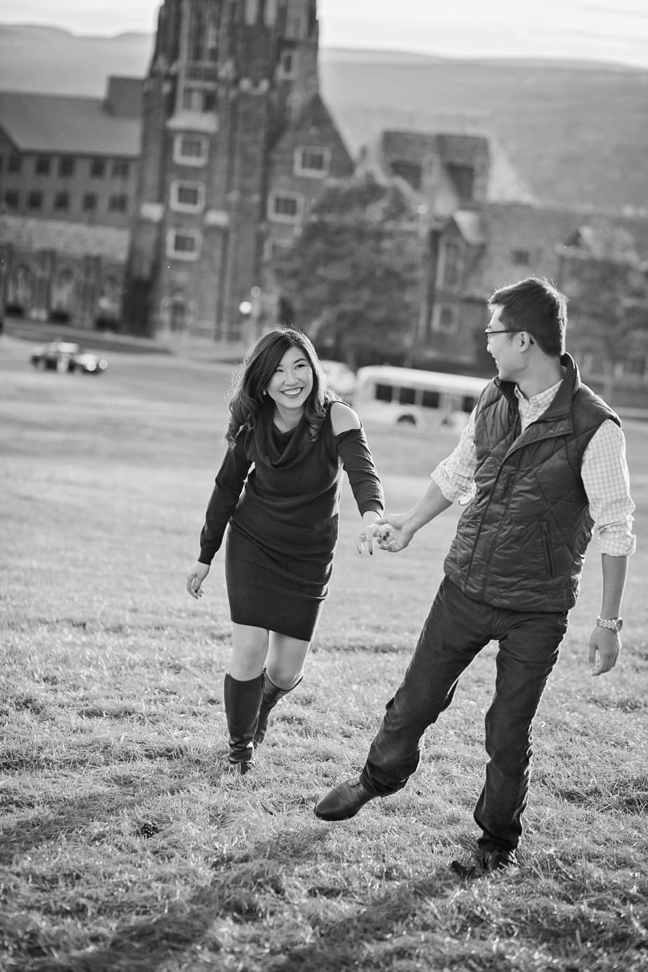 Cornell Engagement Photography